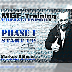 Buch MGF-Training Start Up vom Autor Markus Böhmer