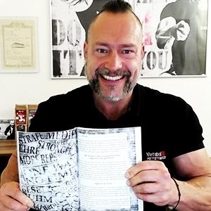 Buch Upgrade Your Body - Part One Anmerkung vom Autor Markus Böhmer zum Doping