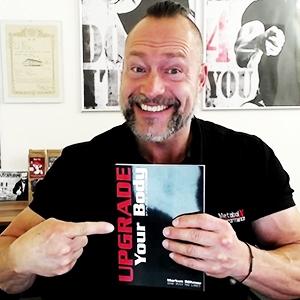 Buch Upgrade Your Body - Part One vorgestellt vom Autor Markus Böhmer