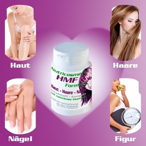 HMF-X Nutricosmetic - Premium Vitalstoffe