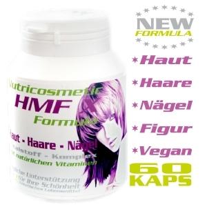 HMF-X Nutricosmetic Premium Vitalstoffe