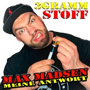 Artikel - Max Madsen 3 Gramm Stoff