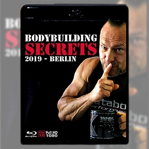 Blu-ray Bodybuilding Secrets 2019