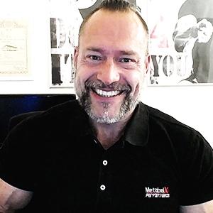 Metabol-X Gründer und Inhaber Markus Böhmer