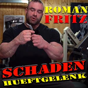 Roman Fritz Gelenkschaden Hüfte
