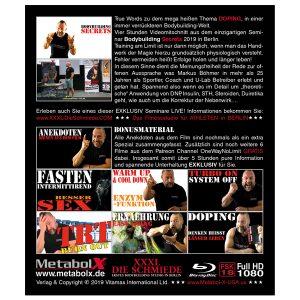 Bodybuilding Secrets 2019 Berlin