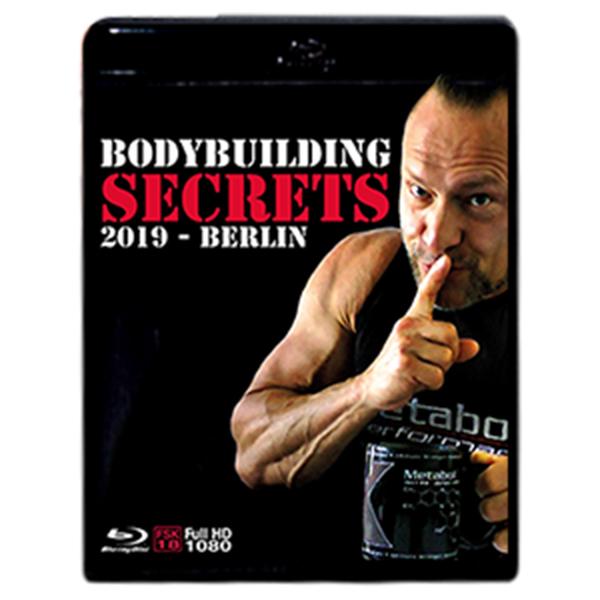 Bodybuilding Secrets Blu-ray