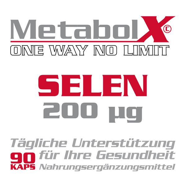 L-Selenmethionin - Etikett