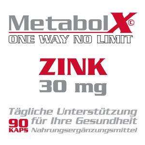 Zink 30 mg